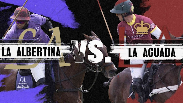 La Albertina vs La Aguada