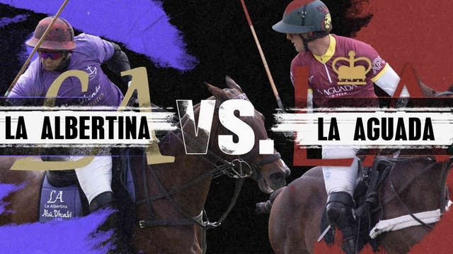 La Albertina vs La Aguada