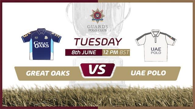 Great Oaks LL vs UAE Polo Team