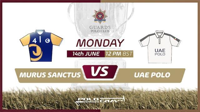 Murus Sanctus vs UAE Polo Team