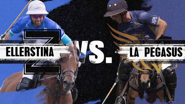 Ellerstina vs La Pegasus