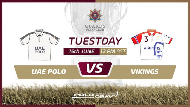 UAE Polo II vs Vikings