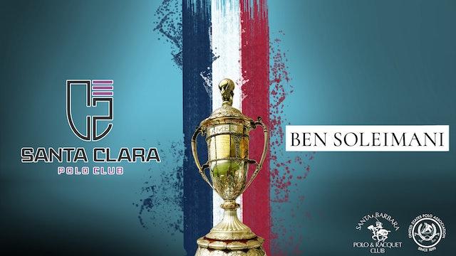 Semifinal 2 - Santa Clara vs Bensoleimani.com