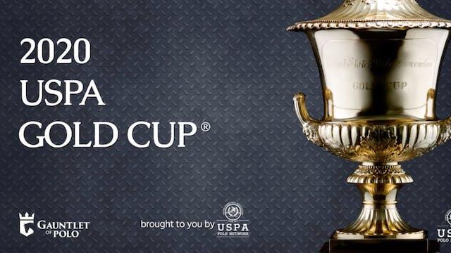 2020 - USPA Gold Cup - Quarterfinal 4...