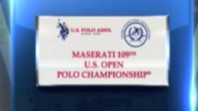 2013 U.S. Open Polo Championship Final