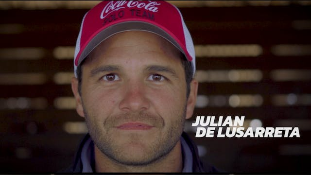Player's Passion - Julian De Lusarreta