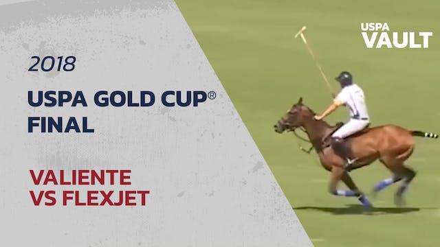2018 USPA Gold Cup Final