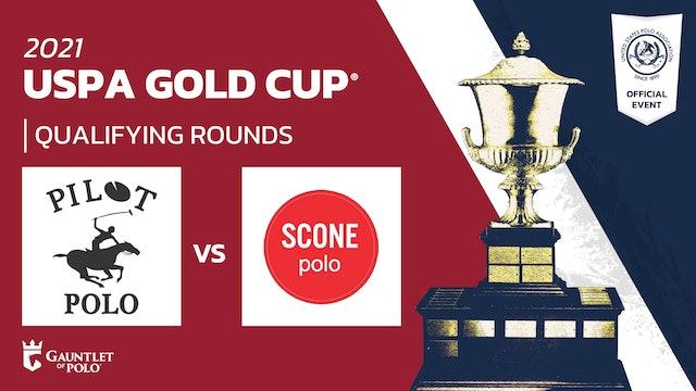 2021 USPA Gold Cup® - Pilot vs Scone