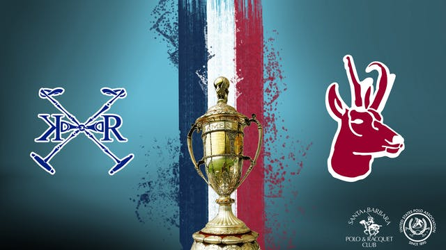 Semifinal 1 - Klentner Ranch vs Antelope