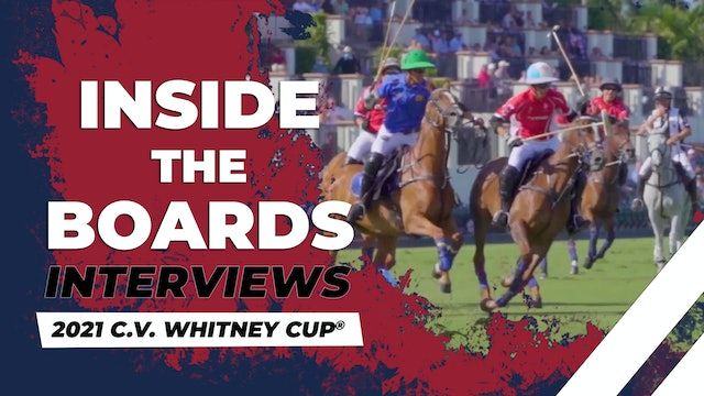 2021 C.V. Whitney Cup® Final