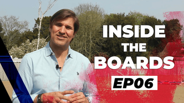 Inside the Boards: Episode 6