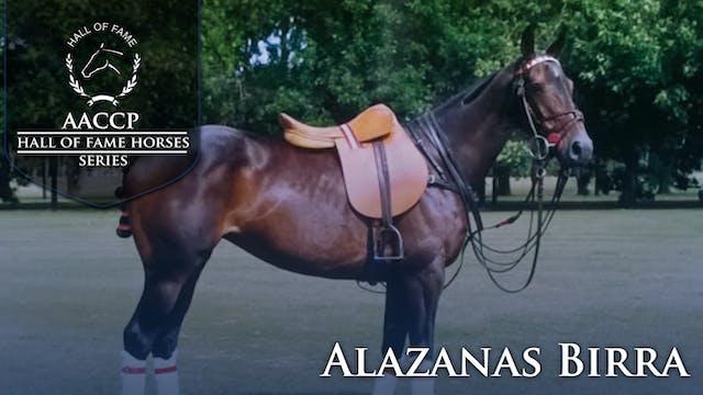 ALAZANAS BIRRA
