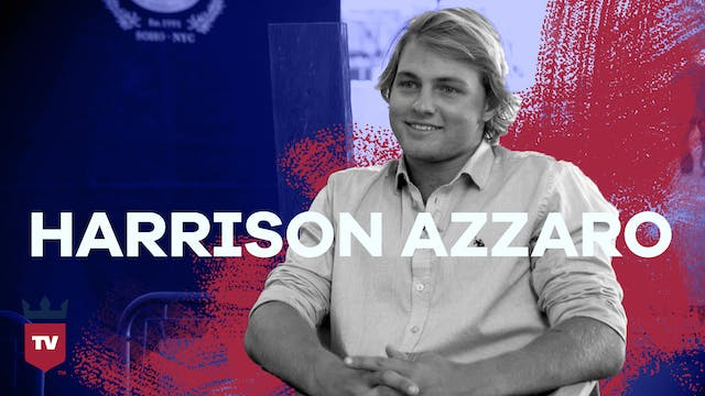 Player Profiles: Harrison Azzaro