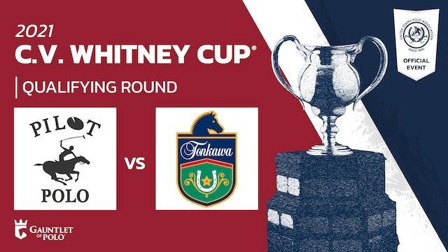 2021 - C.V. Whitney Cup® - Qualifying Rounds - Pilot vs Tonkawa