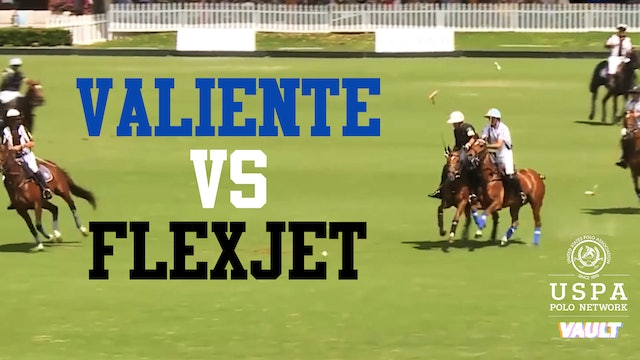 Valiente vs Flexjet