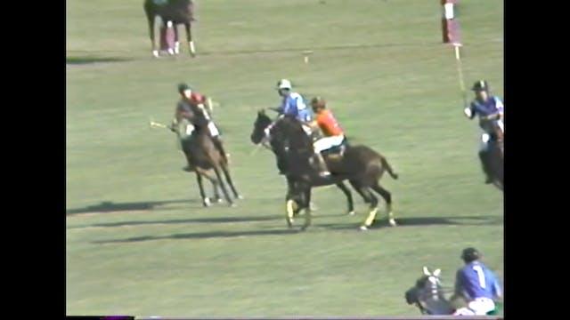 1984 US Open - Las Cachinas vs Retama