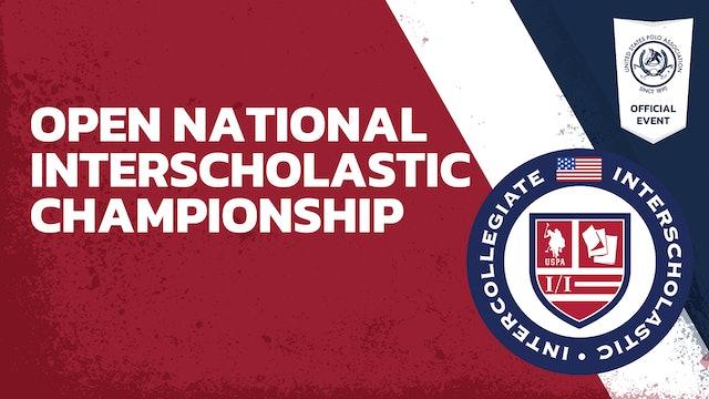 Open National Interscholastic Championship