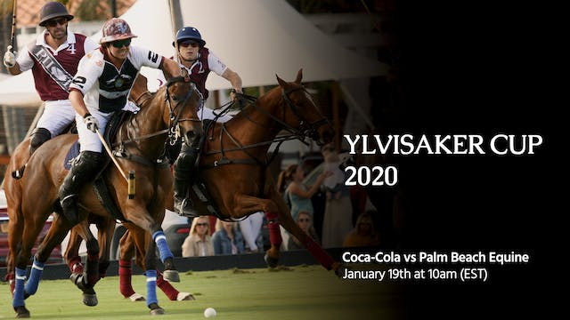 Coca-Cola vs Palm Beach Equine