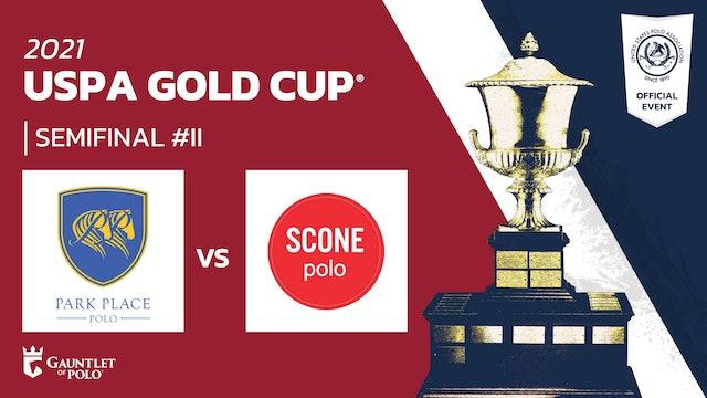2021 USPA Gold Cup® - Semifinal - Park Place vs Scone