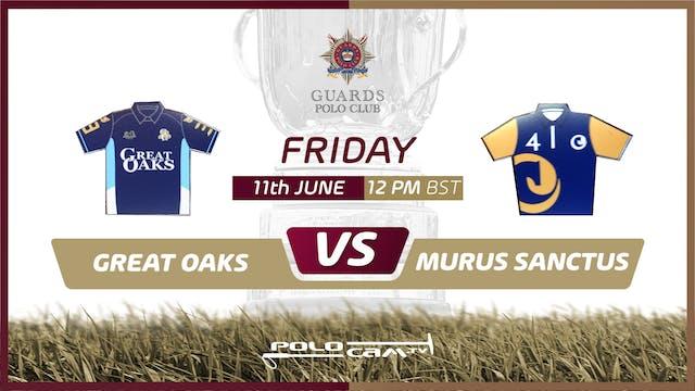Great Oaks LL vs Murus Sanctus