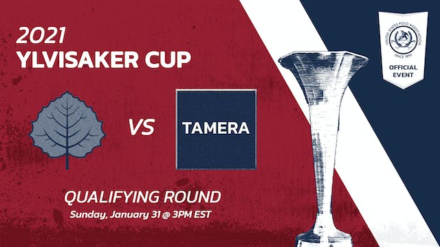 2021 - Ylvisaker Cup - Qualifying Rounds - Aspen vs Tamera