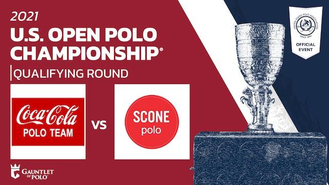 Coca-Cola vs Scone