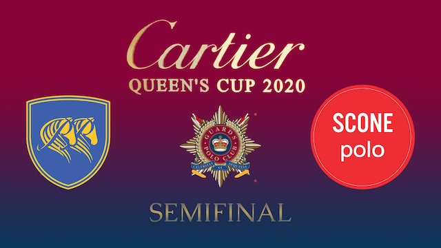 2020 - Queens Cup - Semifinal 2 - Park Place vs Scone Polo