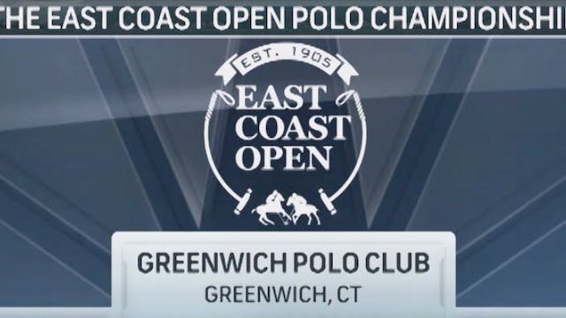 2016 East Coast Open