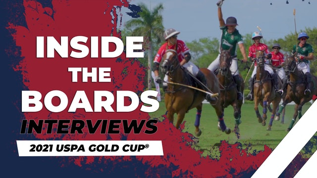 2021 USPA Gold Cup® Final - Interviews