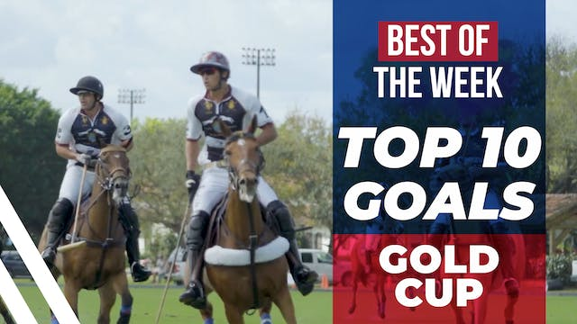 Top 10 Goals - 2020 USPA Gold Cup