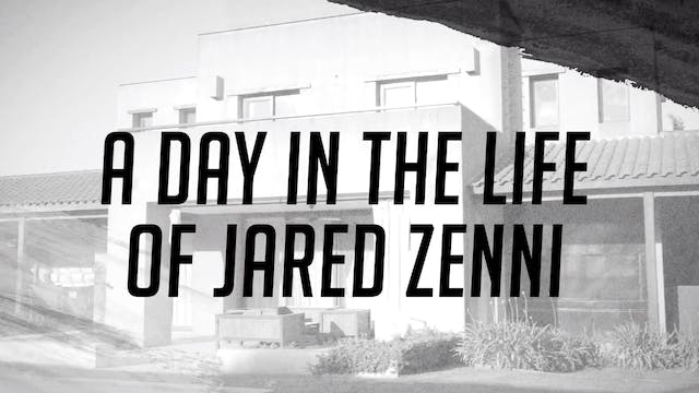 A day in the life: Jared Zenni