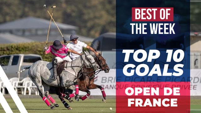 Top 10 Goals Open de France
