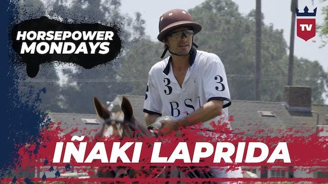 Horsepower: Iñaki Laprida