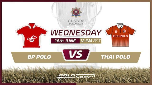 BP Polo vs Thai Polo NP