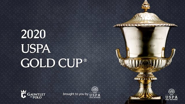 2020 - USPA Gold Cup - La Indiana vs ...