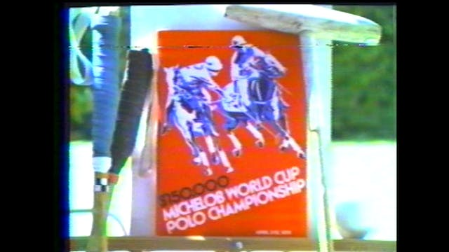 1979 World Cup Polo Championship