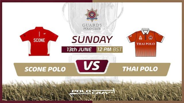 Scone Polo vs Thai Polo NP