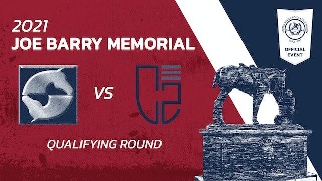 2021- Joe Barry Memorial - Qualifying Rounds - Palm Beach Equine vs. Santa Clara
