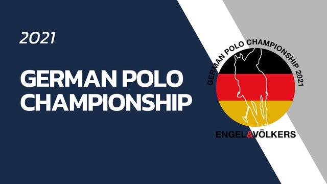 German Polo Championship 2021 - Electric vs. Engels&Völkers