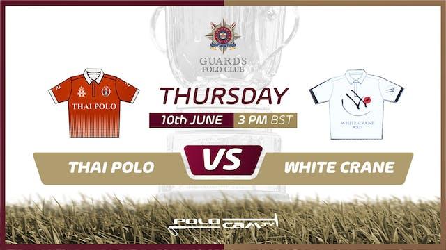 Thai Polo NP vs White Crane