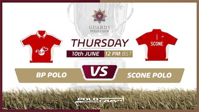BP Polo vs Scone Polo