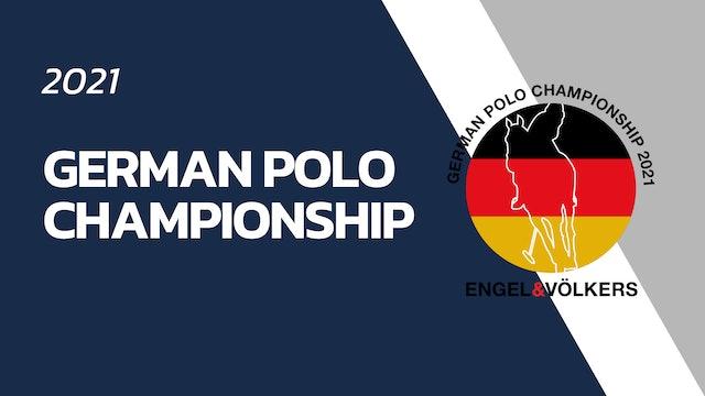 German Polo Championship 2021 - Allianz Kundler vs. Getranke Lehmann