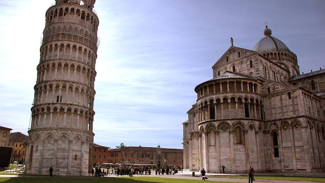 The Riddle of the Leaning Tower of Pisa