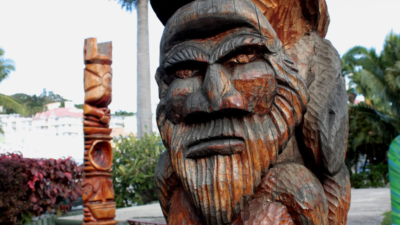 Globe Trekker Around The World Episode 4: Pacific Journeys Santiago to Pitcairn