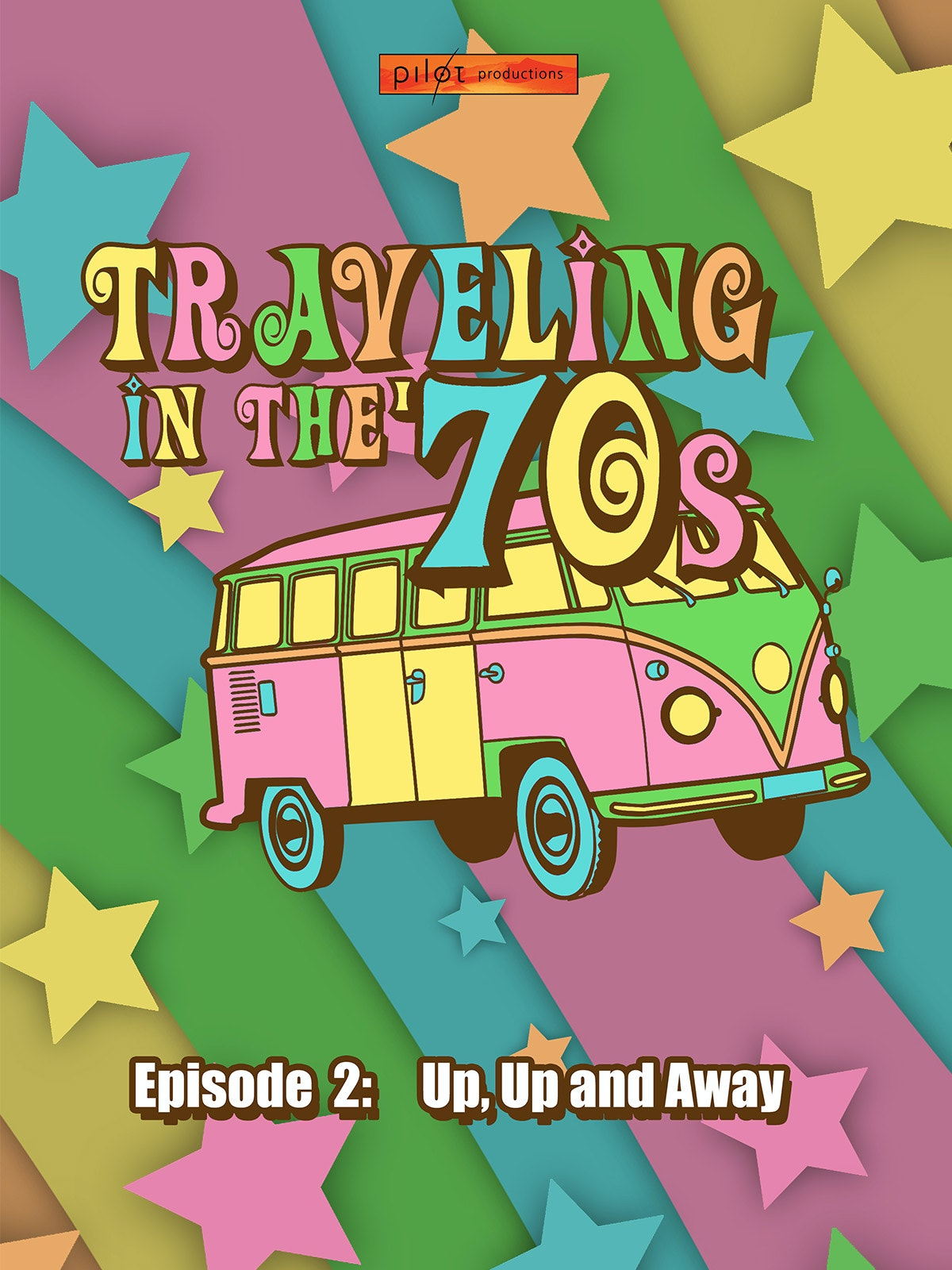 Travelling in the 1970's: Episode 2 – Up, Up and Away