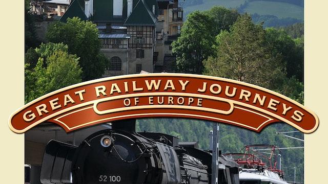 Great Railway Journeys - Vienna to Trieste