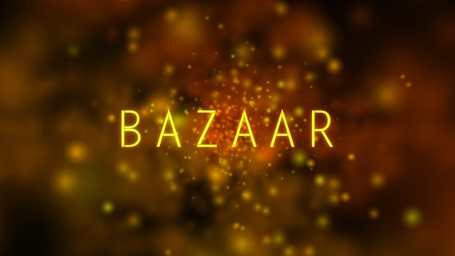 Bazaar Silk Road Cities