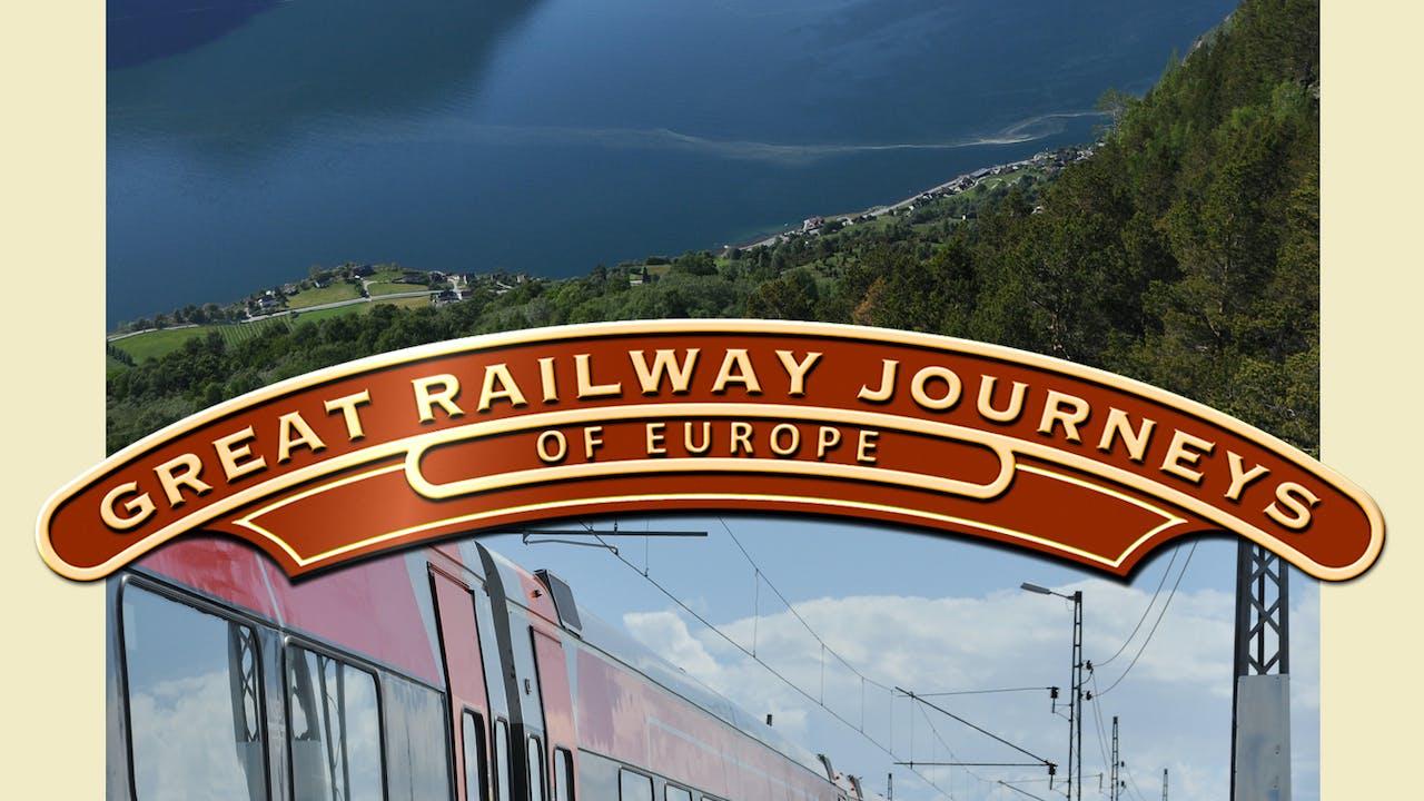 Great Railway Journeys - Norway, Oslo to Bergen