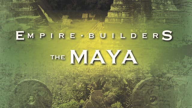 Empire Builders - The Maya