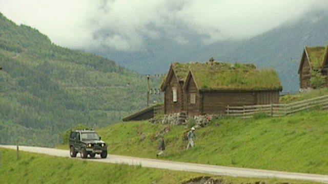 Globe Trekker - Norway